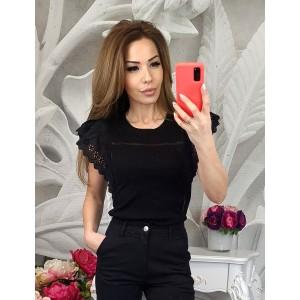 тениска black