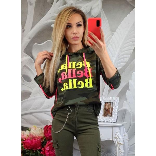 блуза bella