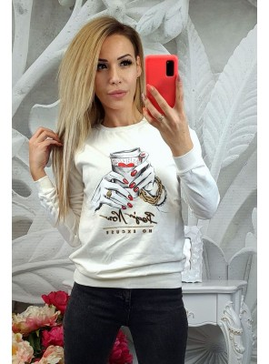 блуза маникюр