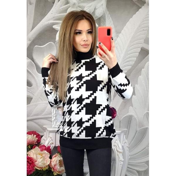 блуза плетиво 1