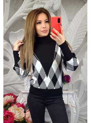 блуза плетиво 2