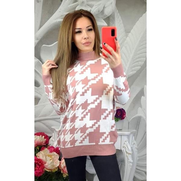 блуза плетиво 3