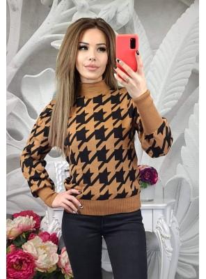 блуза плетиво 4