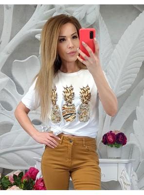 тениска с ананаси