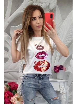тениска kiss 3