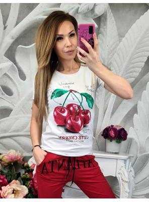 тениска cherry 2