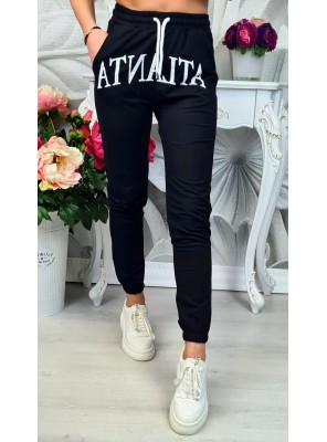 панталон atlanta черен