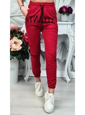 панталон atlanta червен