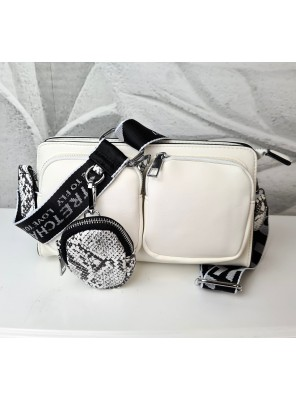 чанта white