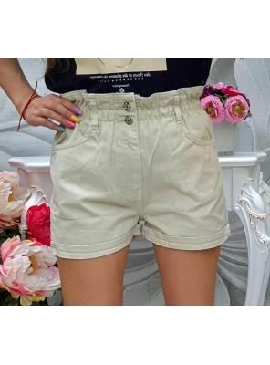панталонки къси лили бежови