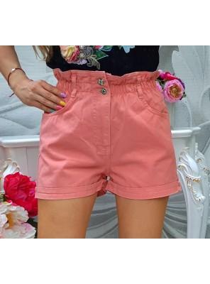 панталонки къси лили пудра