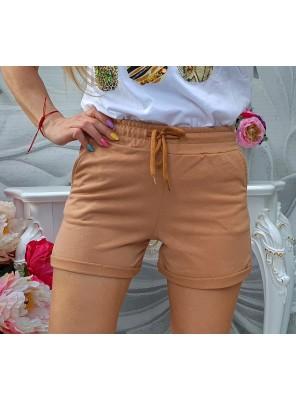 къси панталонки Fresh карамел