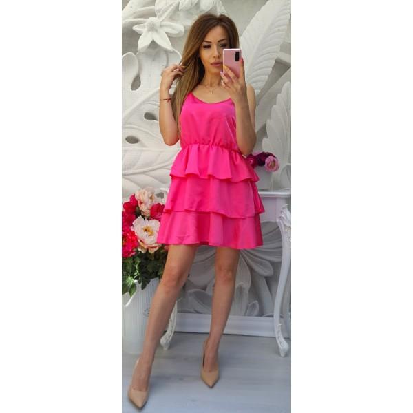 рокля карла циклама