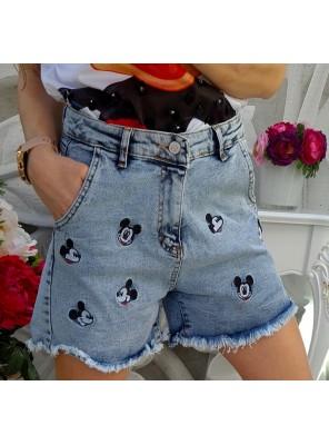 панталонки къси мики