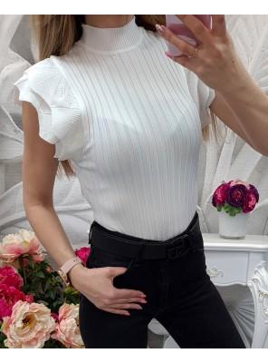 поло алис бяло