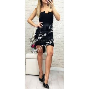 рокля с ресни