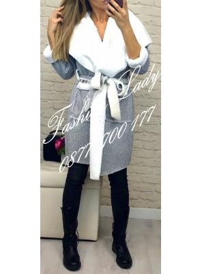 палто silver