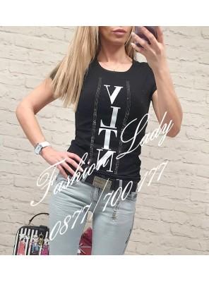 тениска VLTN