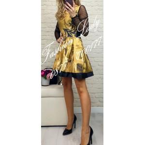 рокля Gold2