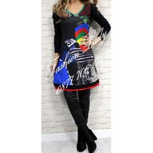 рокля Lady black 1