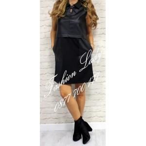 рокля Lady black 5